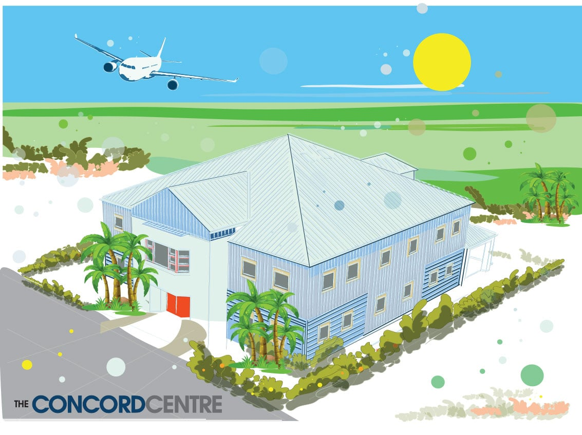 The Concord Centre Grand Cayman Cayman Islands Investor Opportunity